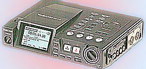 PC card recorder